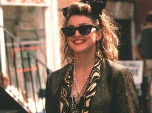 Madonna negli anni 90