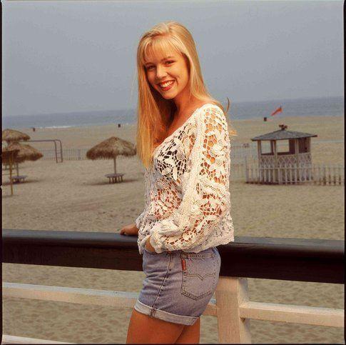 Kelly in una scena di Beverly Hills