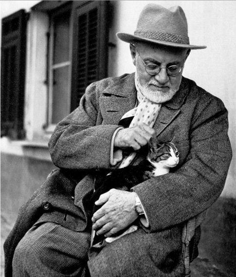 il gatto e Henri Matisse