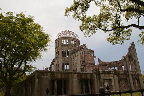 L'Atomic Bomb Dome - Foto di Simona Forti
