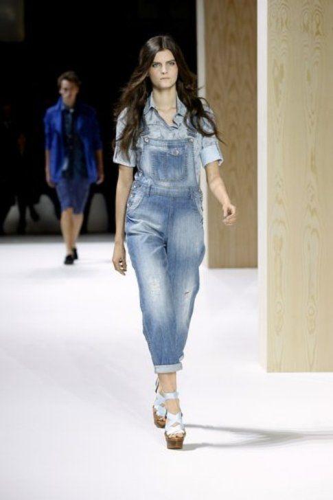 Salopette di jeans: Mango