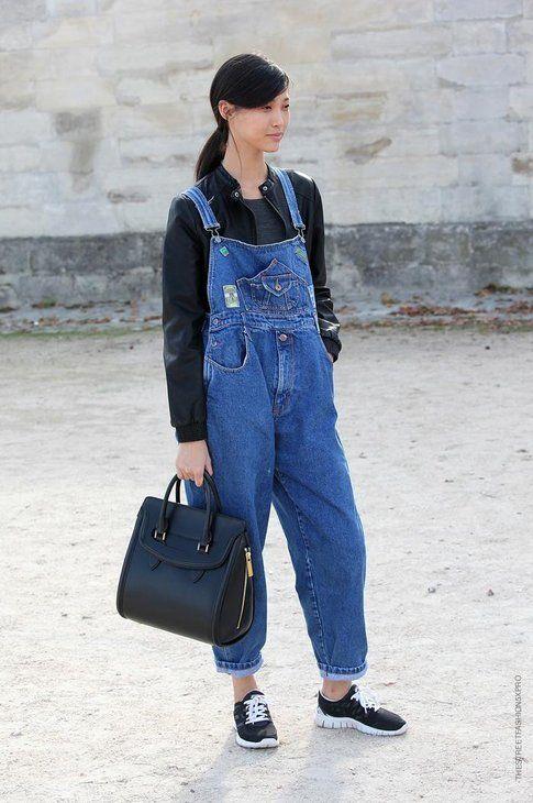 Salopette jeans: it.paperblog.com