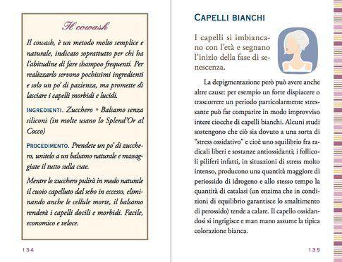 """""""Capelli e Acconciature"""" l'interno del libro"""