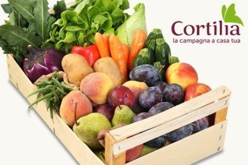 Le cassette della frutta e verdura di Cortilia