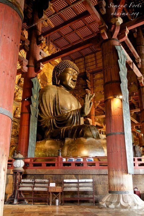 Il grande Buddha - Foto di Simona Forti