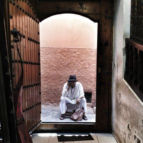 Abdul nella Medina