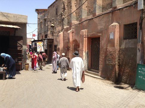 Scuola coranica, Marrakech