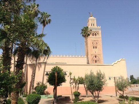 Moschea Koutoubia