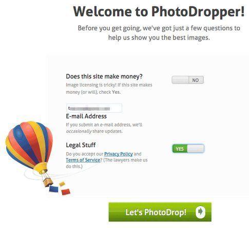 PhotoDropper