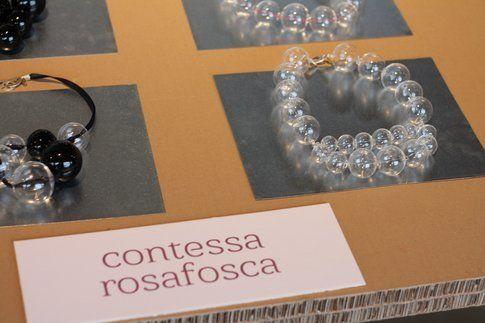 collane in vetro Contessa Rosafosca