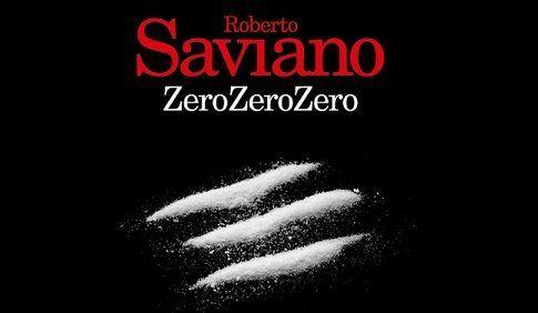 La copertina di Zero,zero,zero - l'ultimo libro di Roberto Saviano - foto da sito ufficiale Roberto Saviano
