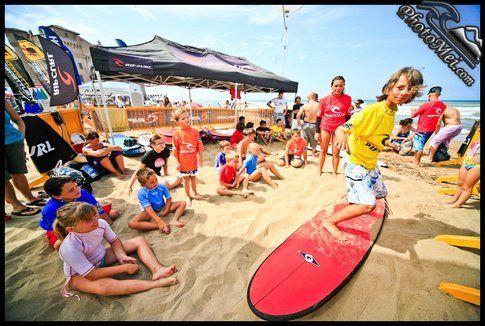Corsi gratuiti di surf e non solo
