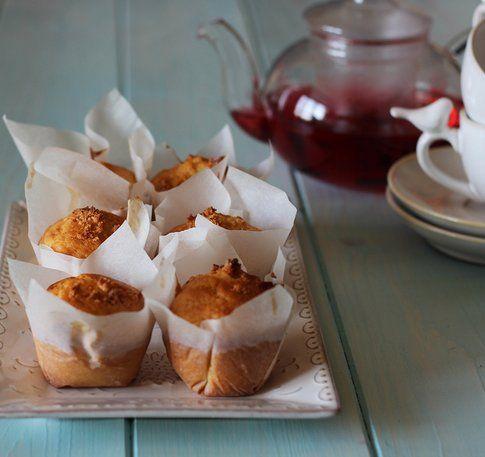 Muffin alle carote e cioccolato