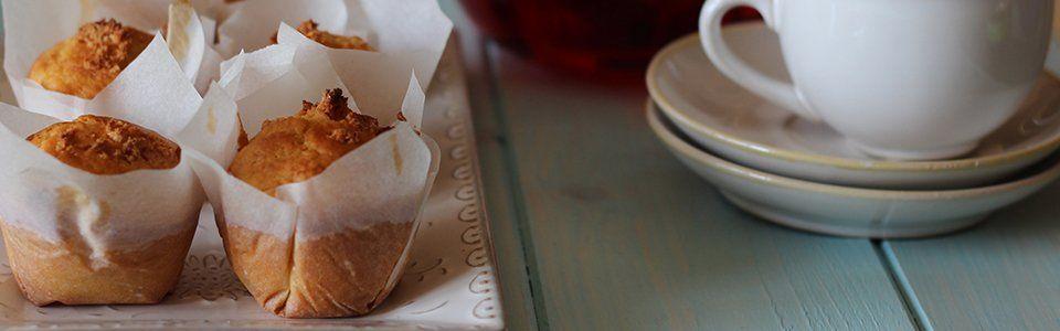 Muffin alle carote e cioccolato: la colazione che fa bene all'abbronzatura