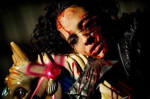 Una scena di Tulpa - foto da movieplayer.it