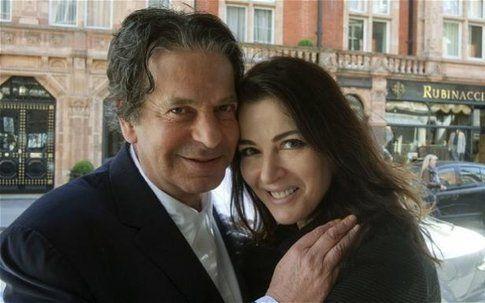 Nigella e il marito