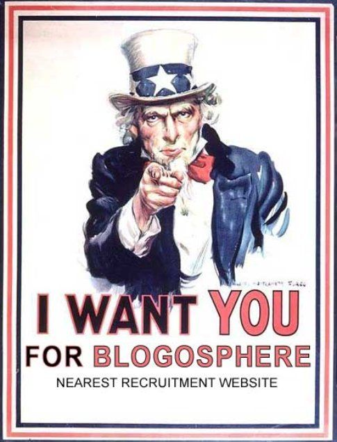 Diventare blogger ( (fonte foto: ninjamarketing.com)