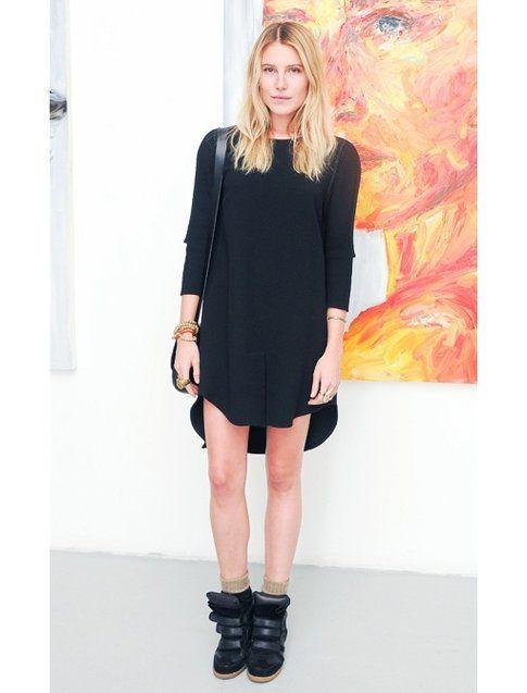 """Little Black Dress"" - fonte ellaandlouise.com/"