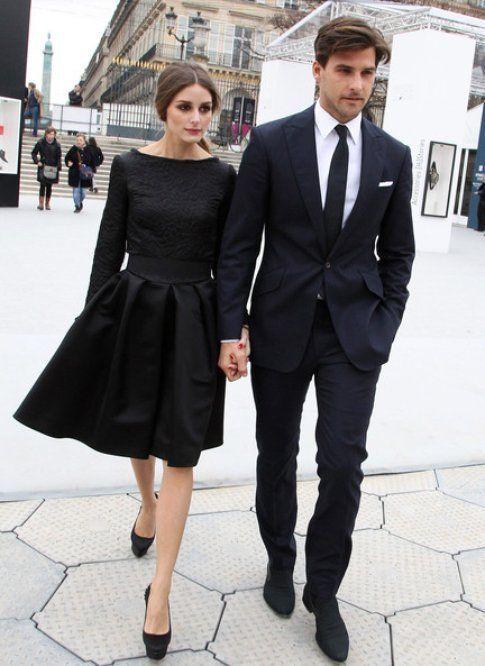 """Little Black Dress"" -fonte stylebistro.com"