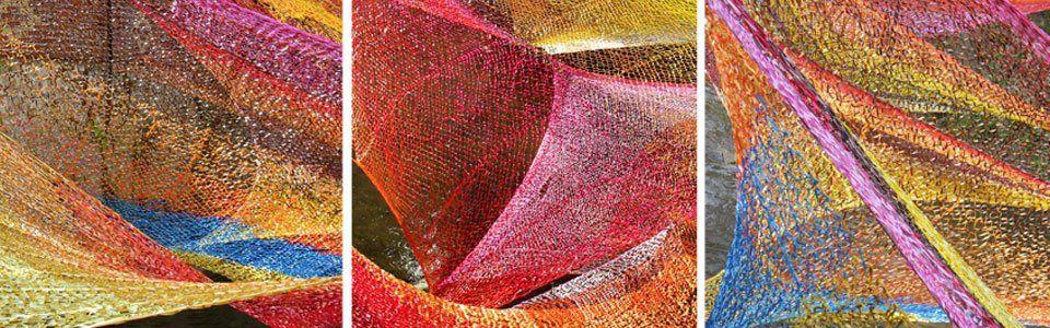 I paesaggi artificiali di Edith Meusnier