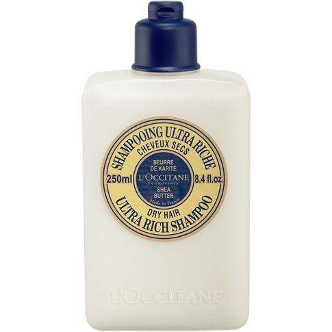 L'Occitane - Shampoo Ultra Ricco Karité