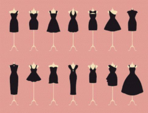 """Little Black Dress"" - fonte it.paperblog.com"
