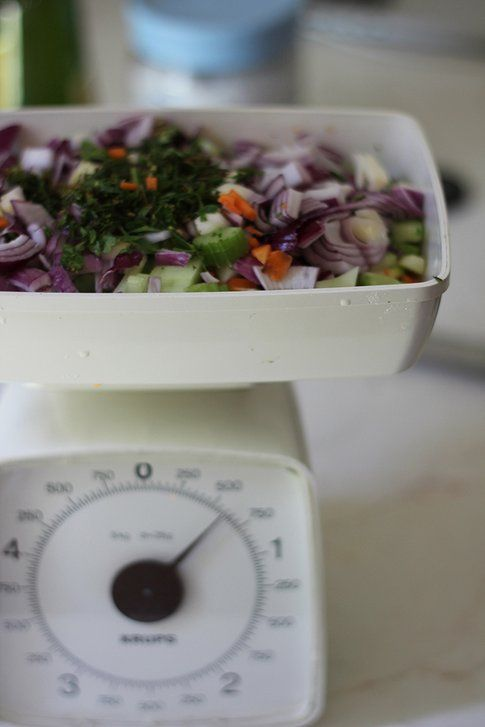 tutorial dado vegetale: fase 2