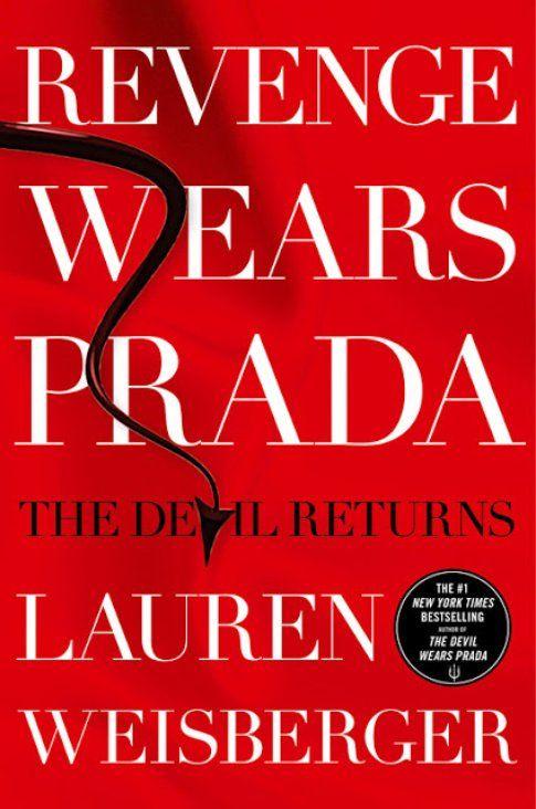 Copertina de La vendetta veste Prada - Il ritorno del diavolo - foto da sito ufficiale casa editrice Simon and Schuster