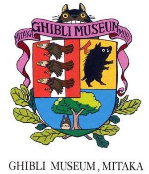Logo del Museo Ghibli