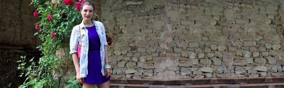 Il mio outifit: come sdrammatizzare un abitino elegante in città