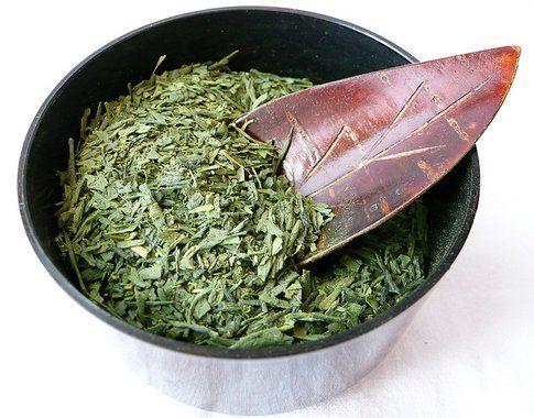 Tè Verde - Foto su Flickr by Brandie Kajino