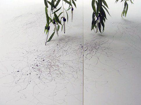 Il disegno di un albero
