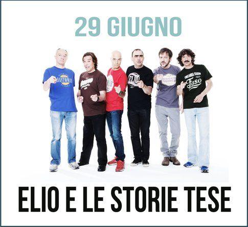 Elio e le storie tese - foto mareafucecchio.it