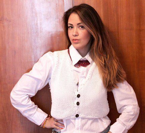 coprispalle + collana + camicia