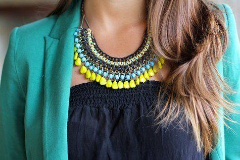 Maxi Tuta e accessori colorati