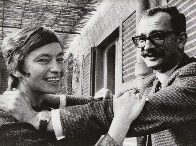 Inge e Giangiacomo Feltrinelli venividivici