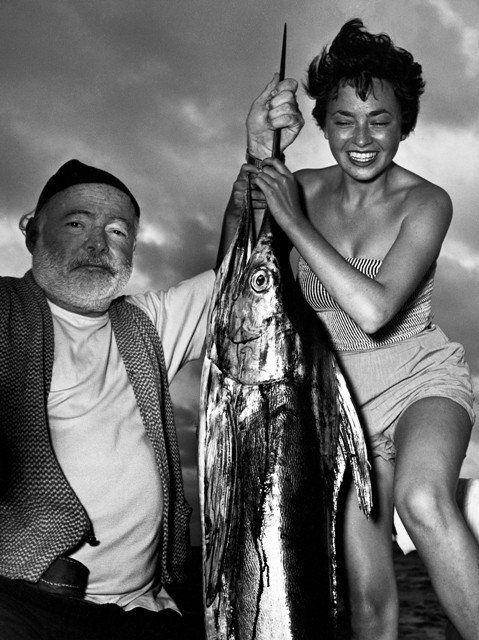 inge and Hemingway