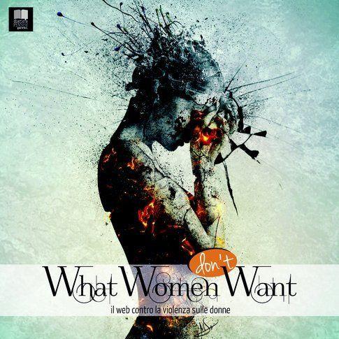 Copertina di What women (don't) want, artwork di Giorgia Pallaro