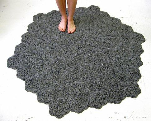 Tappeto crochet di Moonbasket