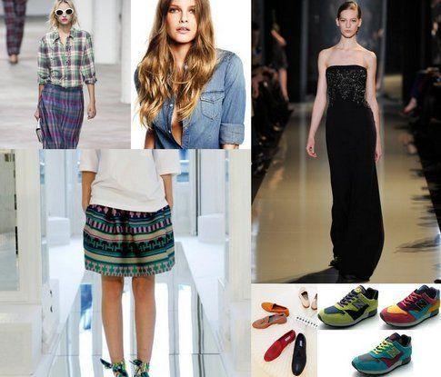 fonti: LiuJo, Vogue.it, freshnessmag.com, Elle.it, Zimbio.com