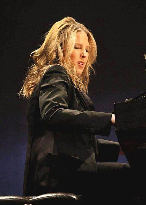 Diana Krall - foto da pagina Facebook ufficiale Umbria Jazz