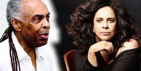 Gilberto Gil e Gal Costa - foto da pagina ufficiale Umbria Jazz