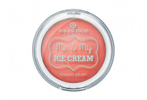 Essence Me&My Icecream Cream Blush (2,49 €)