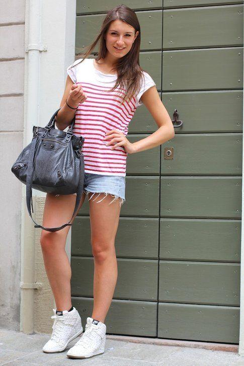 Il mio outfit da shopping per il primo giorno di saldi