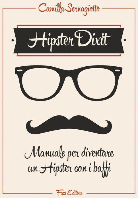La copertina di Hipster dixit