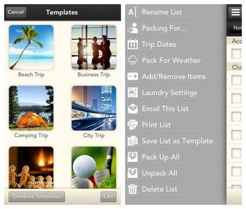 Valigia perfetta 4 app indispensabili bigodino - Quanti bagagli si possono portare in crociera ...