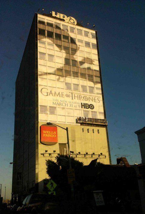 La campagna promozionale di Game Of Thrones terza stagione che ha fatto impazzire il web (fonte: adweek.com)