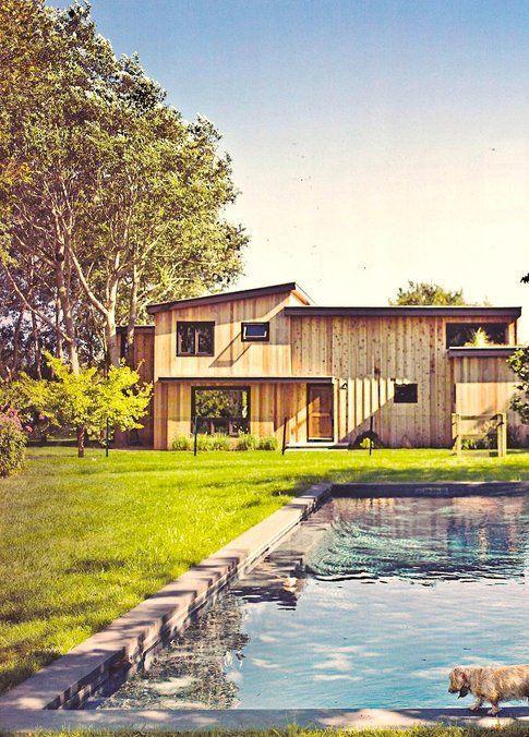 La villa di Ross Bleckner