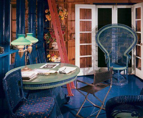 living room di Capote