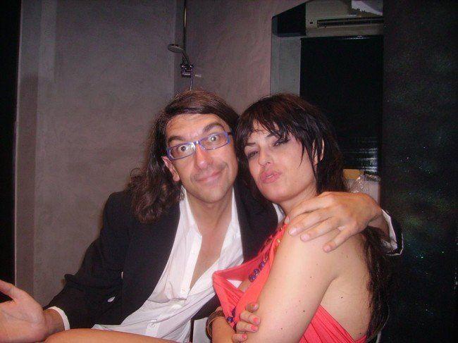 Sara Tommasi: il video del ricovero a Roma